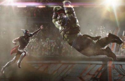 Thor:HUlk